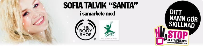Sofia Talvik - Santa